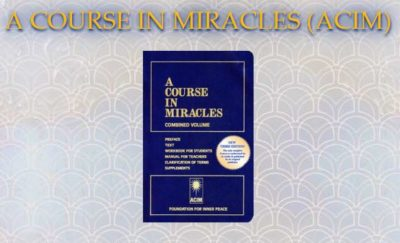 Course in Miracles Meeting Wednesday evening @ 6:30 pm: Virtual Zoom Meeting (See Below For Details) @ *Virtual