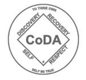 Codependents Anonymous (CODA) – Open Meeting - Virtual Phone Meeting Via Zoom (See Details)